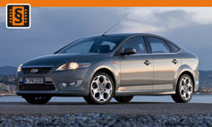 Chiptuning Ford  Mondeo IV (2007 - 2014)