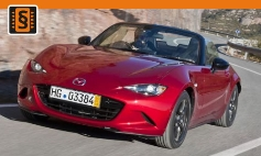 Chiptuning Mazda  MX-5 (ND) (2015 >)