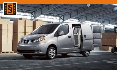 Chiptuning Nissan  NV200