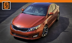 Chiptuning Kia  Optima III (2010 - 2015)