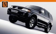 Chiptuning Mitsubishi  Pajero / Montero / Shogun III (1999 - 2006)