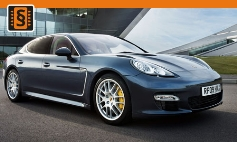 Chiptuning Porsche  Panamera (970)