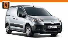 Chiptuning Peugeot  Partner