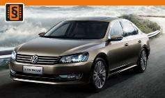 Chiptuning Volkswagen  Passat B7 (2010 - 2015)