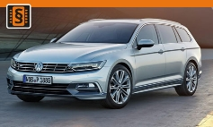 Chiptuning Volkswagen  Passat B8 (2015 >)