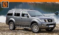 Chiptuning Nissan  Pathfinder III (2004 - 2012)