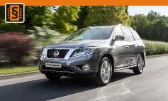 Chiptuning Nissan  Pathfinder IV (2012 >)