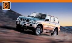 Chiptuning Nissan  Patrol V (1997 - 2010)