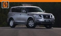 Chiptuning Nissan  Patrol VI (2010 >)