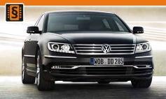 Chiptuning Volkswagen  Phaeton
