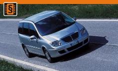 Chiptuning Lancia  Phedra