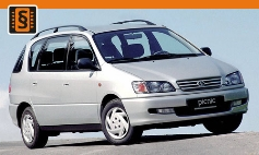 Chiptuning Toyota  Picnic