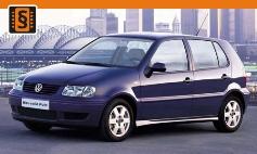 Chiptuning Volkswagen  Polo III 6N (1995 - 2003)