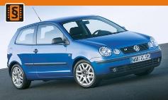 Chiptuning Volkswagen  Polo IV 9N (2003 - 2008)