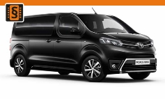 Chiptuning Toyota  ProAce