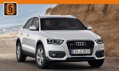 Chiptuning Audi  Audi Q3 (2011 - 2018)