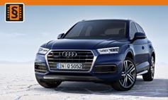 Chiptuning Audi  Q5 II (2017 >)