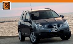 Chiptuning Nissan  Qashqai I (2006 - 2013)
