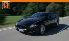 Chiptuning Maserati  Quattroporte