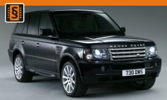 Chiptuning Land Rover  Range Rover Sport I (2005 - 2013)