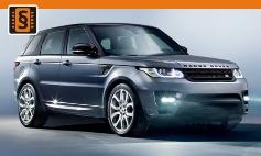 Chiptuning Land Rover  Range Rover Sport II (2014 >)