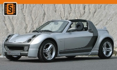 Chiptuning Smart  Roadster