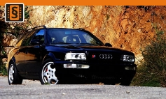 Chiptuning Audi  RS2