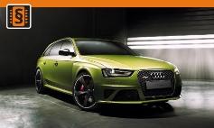 Chiptuning Audi  RS4