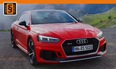 Chiptuning Audi  RS5 (2017 >)