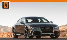 Chiptuning Audi  RS7