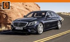 Chiptuning Mercedes-Benz  S-Class (W222) (2013 >)