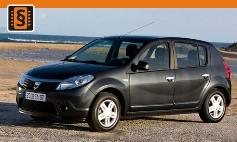Chiptuning Dacia  Sandero I (2007 - 2012)