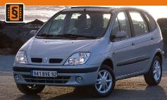 Chiptuning Renault  Scenic / Grand Scenic II (2003 - 2009)