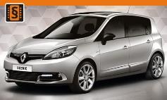Chiptuning Renault  Scenic / Grand Scenic III (2009 - 2016)
