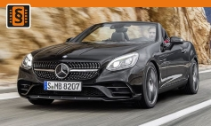 Chiptuning Mercedes-Benz  SLC-Class