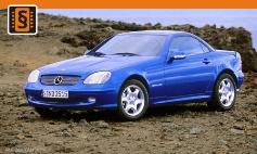 Chiptuning Mercedes-Benz  SLK-Class (R170) (1996 - 2004)