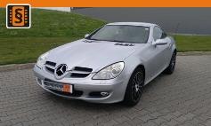 Chiptuning Mercedes-Benz  SLK-Class (R171) (2004 - 2010)