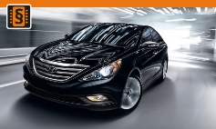 Chiptuning Hyundai  Sonata