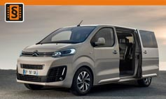 Chiptuning Citroen  SpaceTourer