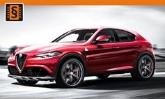 Chiptuning Alfa Romeo  Stelvio