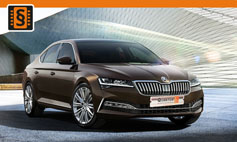 Chiptuning Skoda  Superb III (2015 >)