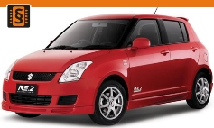 Chiptuning Suzuki  Swift II (2004 - 2010)