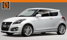 Chiptuning Suzuki  Swift III (2010 >)
