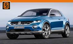 Chiptuning Volkswagen  T-Roc