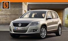 Chiptuning Volkswagen  Tiguan I (2007 - 2016)