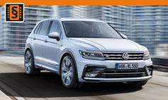 Chiptuning Volkswagen  Tiguan