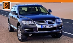 Chiptuning Volkswagen  Touareg I (7L) (2002 - 2010)