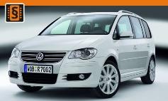 Chiptuning Volkswagen  Touran I (2003 - 2015)