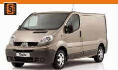 Chiptuning Renault  Trafic III (2014 >)