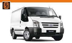 Chiptuning Ford  Transit Van IV (2000 - 2013)